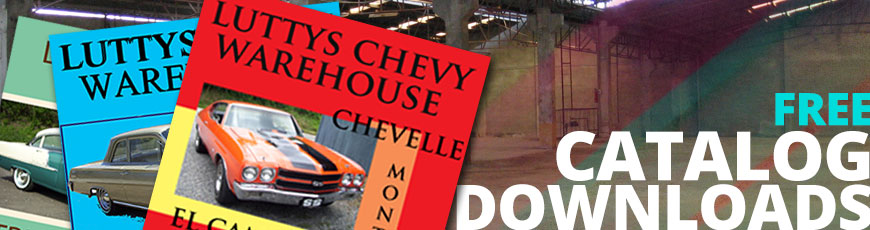 Lutty's Chevy Warehouse Catalogs
