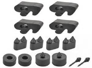Rubber Products - Bumpers, Plugs, Cushion & Grommets