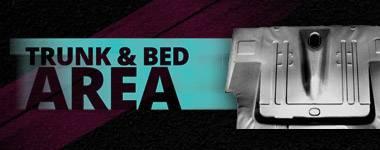 Trunck & Bed Area