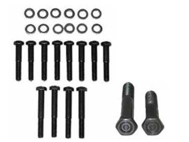 EXHAUST MANIFOLD BOLTS & WASHERS