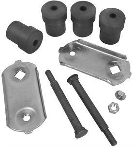SPRING SHACKLE KIT - REAR  reproduction