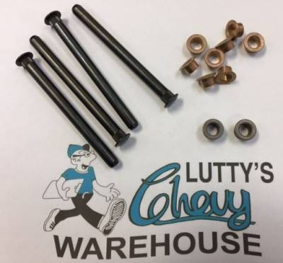 "DOOR HINGE PIN KIT 4""""""""  (PINS & BUSHINGS)"