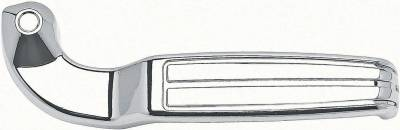 DOOR HANDLE - INTERIOR        LEFT