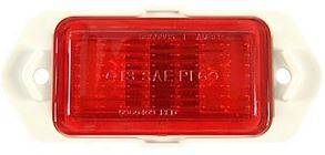 MARKER LENS - REAR (RED) - REPRO