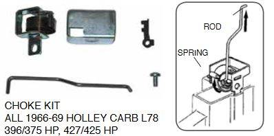 Carburetor / Accelerator Parts