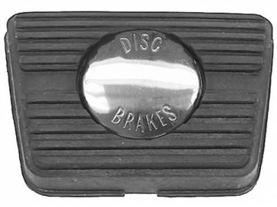 BRAKE PAD FOR DISC BRAKE - STANDARD TRANSMISSION