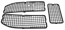 COWL GRILLE   PLASTIC    WITH AC  3 PCS