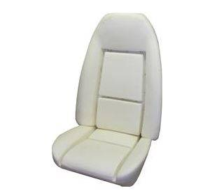 BUCKET SEAT FOAM (BACK AND BOTTOM)