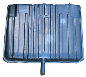 GAS TANK WITH FILLER NECK