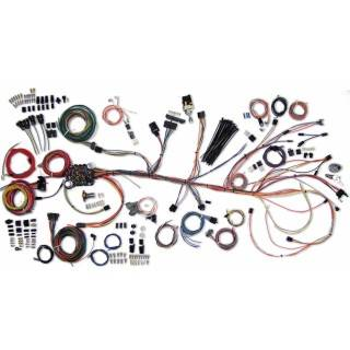 American Autowire - COMPLETE WIRING KIT