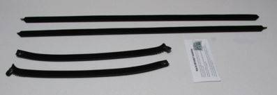 70 71 72 Chevelle Window Felt Sweeps Fuzzies Kit OE Style Convertible RePops