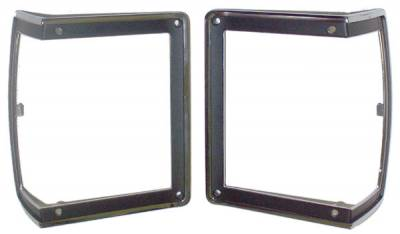 PARK LIGHT BEZELS