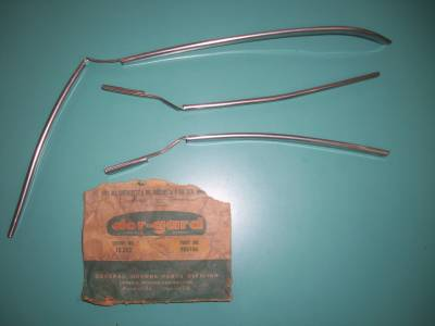 GM Restoration Parts - 1960 Chevy 4 Dr Sedan & Station Wagon door Guard