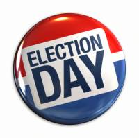 Election Day - Educate Yourself & Vote - We are Open Normal Hours  today, 9am-7pm