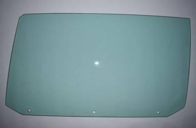 DOOR GLASS - TINTED - LEFT