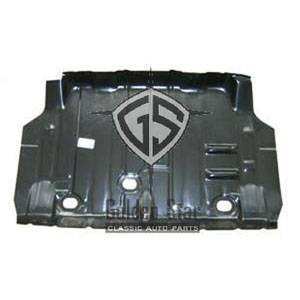 TRUNK FLOOR PAN - 1 PIECE