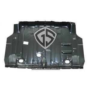 TRUNK FLOOR PAN - 1 PIECE