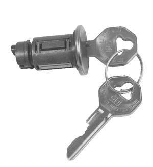 Classic Auto Locks - LOCK - IGNITION WITH KEY