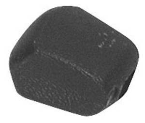 GM Restoration Parts - SEAT ADJUSTMENT KNOB-BLACK