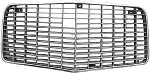 GRILLE- UPPER  GRAY