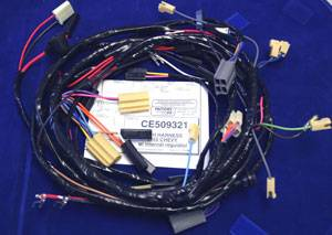 American Autowire - DASH & FRONT LIGHT HARNESS