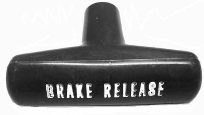 EMERGENCY BRAKE HANDLE