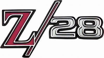 FENDER EMBLEM - Z 28