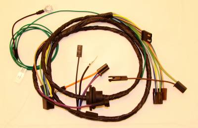 American Autowire - AIR CONDITIONING HARNESS