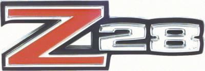 REAR PANEL EMBLEM Z-28