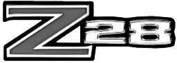 FENDER EMBLEM - Z28