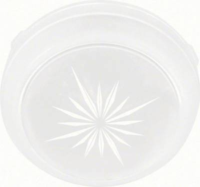 DOME LIGHT LENS