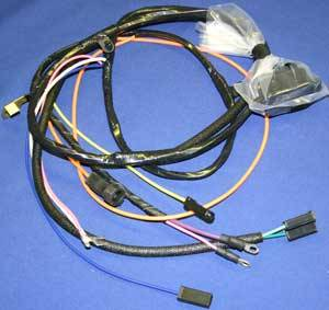 ENGINE HARNESS W/WARNING LIGHTS