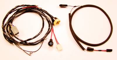 FRONT LIGHT EXTENSION HARNESS