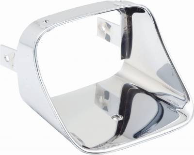 PARK LIGHT BEZEL - CHROME