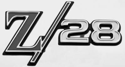 GRILLE EMBLEM   ~Z-28~