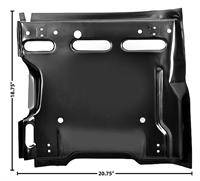 SEAT FRAME SUPPORT (FRAME TO FLOOR MOUNT