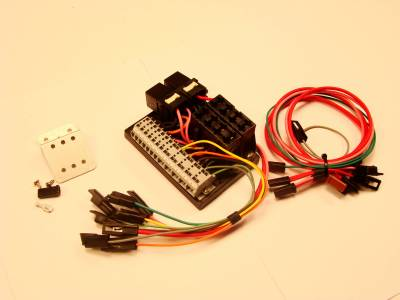American Autowire - FUSE PANEL KIT - UPGRADE