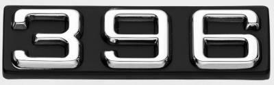 Trim Parts - FENDER EMBLEM 396