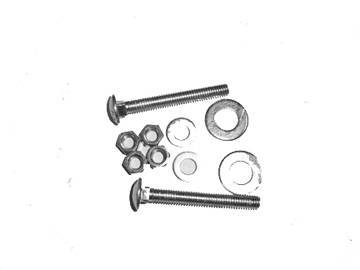 GAS TANK STRAP BOLTS
