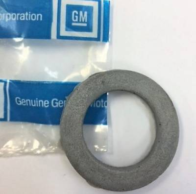 GM Restoration Parts - LICENSE LIGHT LENS GASKET