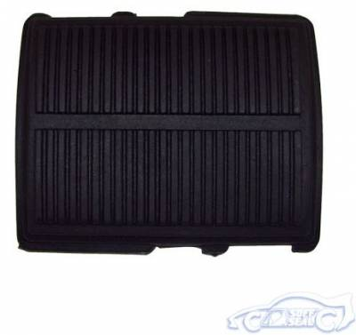 BRAKE OR CLUTCH PEDAL PAD DELUXE