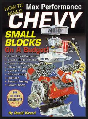 BOOK - HOW TO BUILD CHEVY SB ON A BUDGET
