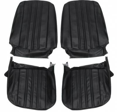 SEAT COVERS-FRONT BUCKETS-CUSTOM