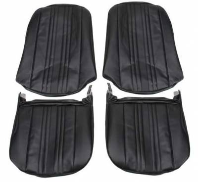 SEAT COVERS FRONT BUCKET CUSTOM