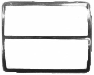 PEDAL PAD TRIM - BRAKE & CLUTCH