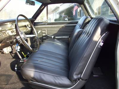 Interior Parts - Seat Parts & Covers