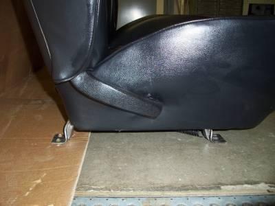 1967-68 CHEVY CAMARO ASSEMBLED BUCKET SEATS - Image 2