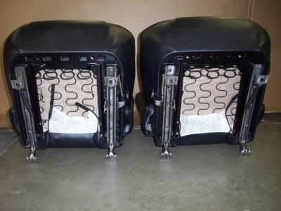 1967-68 CHEVY CAMARO ASSEMBLED BUCKET SEATS - Image 4