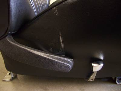 1967-68 CHEVY CAMARO ASSEMBLED BUCKET SEATS - Image 5
