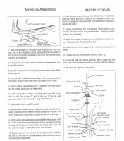 Antenna Assembly Instructions